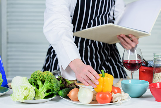 Learning nutrition courses