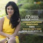 Preeti rao - National Wellness Institute
