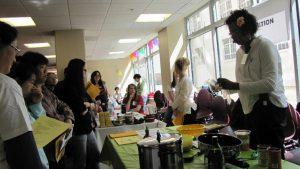 Mercy Housing Wellness Fair sponsored by Aetna, USA