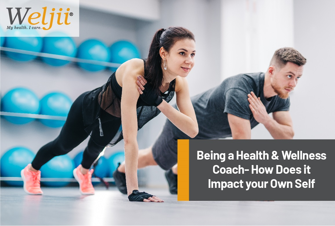 Being a Health & Wellness Coach- How Does it Impact your Own Self