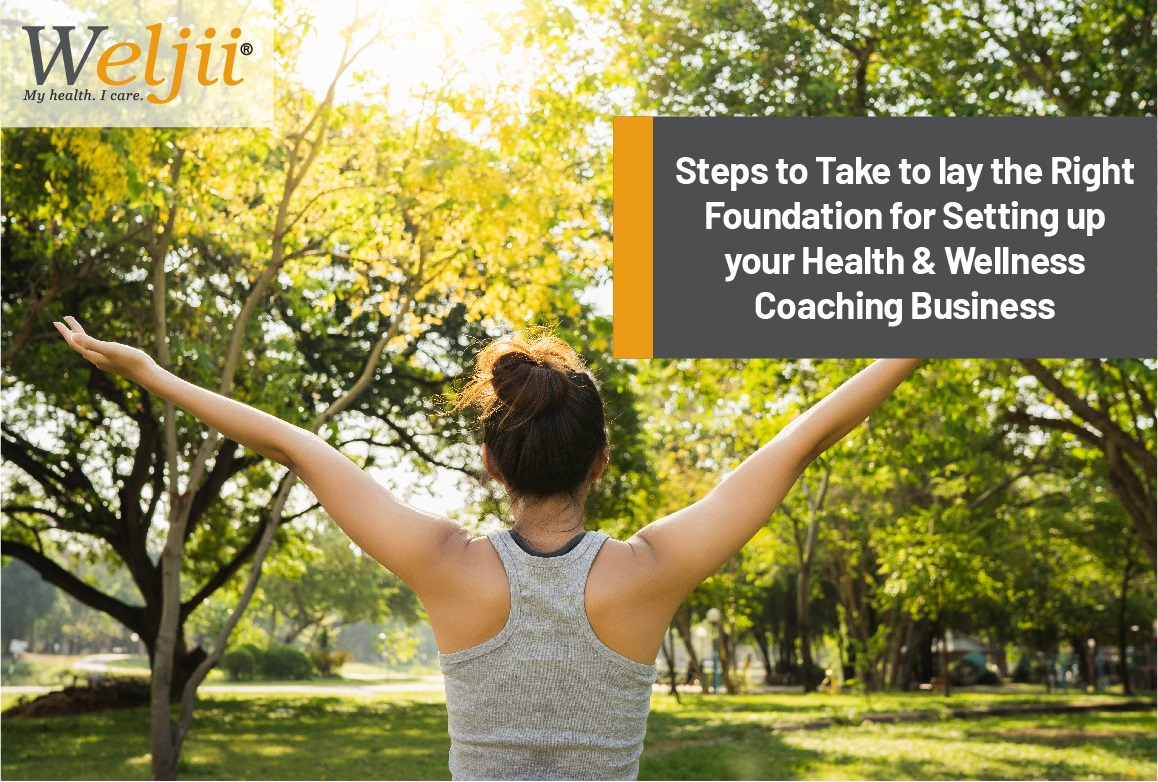 Steps to Setting up your Health & Wellness Coaching Business