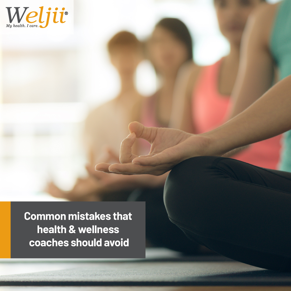 Common mistakes that health & wellness coaches should avoid